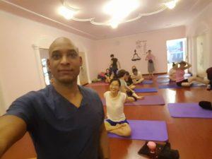 china yoga