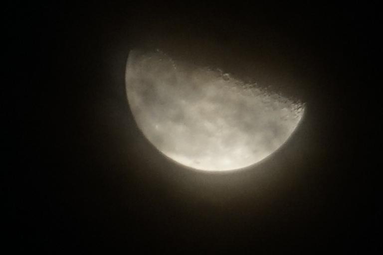 Luna in a MidNight Haze on February 18th 2017